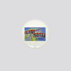 Fort Myers Florida Greetings Mini Button