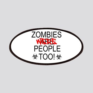 Zombies Were People Too! Patches