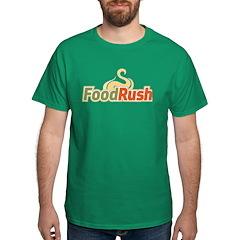 Food Rush Logo_CLR_flat T-Shirt