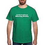 Siberian Husky Dark T-Shirt