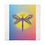 Dragonfly1 - Sun Queen Duvet