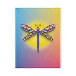 Dragonfly1 - Sun Twin Duvet