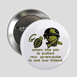 "Mr. Grenade 2.25"" Button"