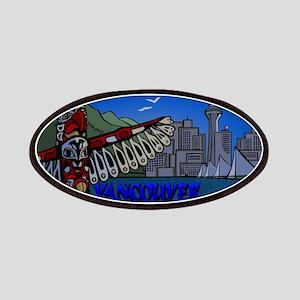 Vancouver Inukshuk Souvenir Patch