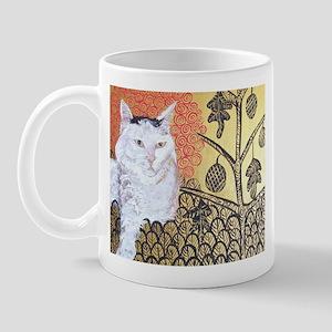 """""""Klimt's Cat"""" Mug"""
