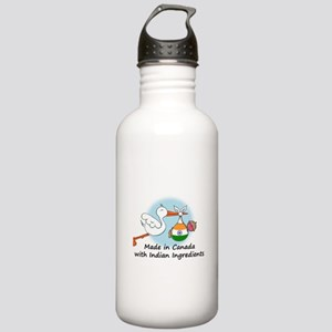 Stork Baby India Canada Stainless Water Bottle 1.0