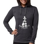 Vancouver Inukshuk Souvenir Womens Hooded Shirt