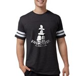 Vancouver Inukshuk Souvenir Mens Football Shirt