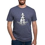 Vancouver Inukshuk Souvenir Mens Tri-blend T-Shirt