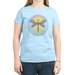 Pastel Dragonfly Women's Light T-Shirt