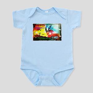 Halloween Fly By1 Infant Bodysuit