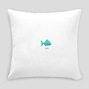 Fisch Everyday Pillow
