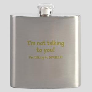 Talking to Myself Flask