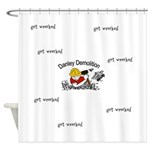 Danley Shower Curtain