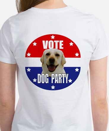 Vote: Dog Party! Women's T-Shirt
