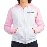 Women's WO Zip Hoodie With Comfy Pockets