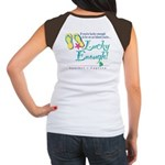 Lucky Enough Women's Cap Sleeve T-Shirt