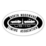 NWTA Oval Sticker