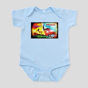 Halloween Fly By2 Infant Bodysuit
