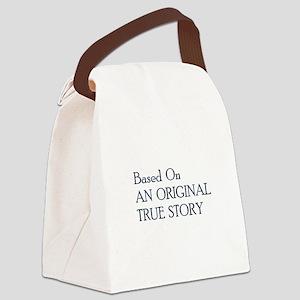 Original True Story 2 Canvas Lunch Bag