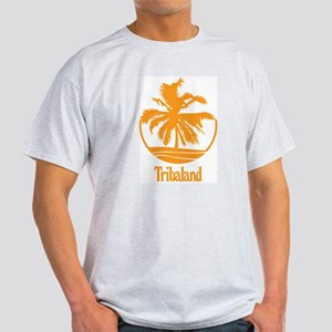Tribaland - Ash Grey T-Shirt