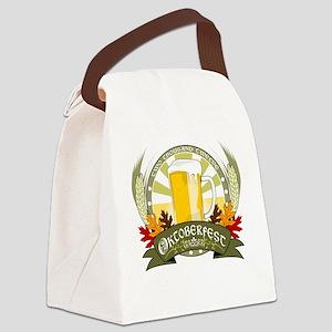 Oktoberfest 2012 Canvas Lunch Bag