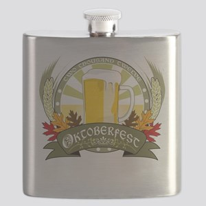 Oktoberfest 2012 Flask