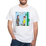 Scout Gardening White T-Shirt