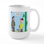 Scout Gardening Large Mug