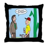 Scout Gardening Throw Pillow