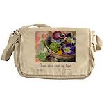 Cup of Life Messenger Bag