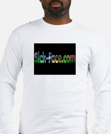 Sick-Face.com Long Sleeve T-Shirt