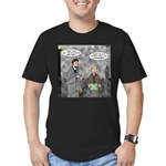 Scout Lore Men's Fitted T-Shirt (dark)