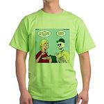 Dehydrated Food Green T-Shirt