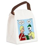 Dehydrated Food Canvas Lunch Bag