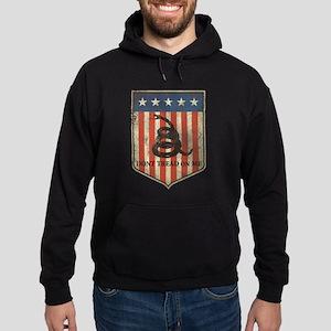 dont tread on me distressed Sweatshirt
