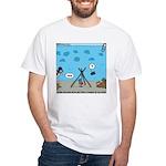 Jellyfish SCUBA White T-Shirt