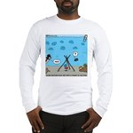 Jellyfish SCUBA Long Sleeve T-Shirt