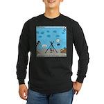 Jellyfish SCUBA Long Sleeve Dark T-Shirt