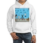 Jellyfish SCUBA Hooded Sweatshirt
