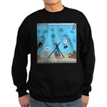 Jellyfish SCUBA Sweatshirt (dark)