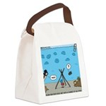 Jellyfish SCUBA Canvas Lunch Bag