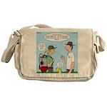 Backpack Overpack Messenger Bag