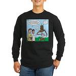 Scout Robot Long Sleeve Dark T-Shirt