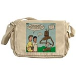 Scout Robot Messenger Bag