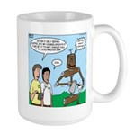 Scout Robot Large Mug