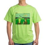 Semaphore Warning Green T-Shirt