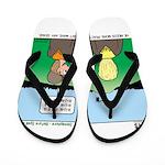 Semaphore Warning Flip Flops