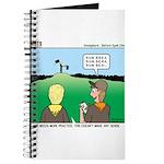 Semaphore Warning Journal