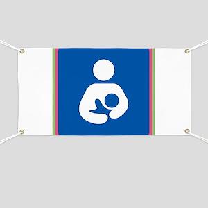 Brestfeeding Icon Banner